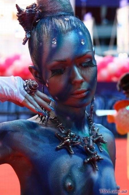 методы бодиарт на женском теле полностью фото Приморский Край