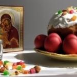Как празднуется Пасха