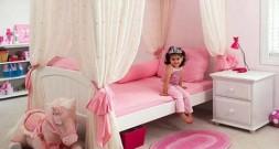 30 идей детской комнаты для девочки