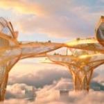 Город в небесах