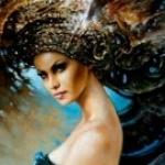 Волшебные Девы польского художника Karol Bak
