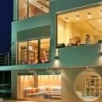 Исключительный стиль особняка в Афинах