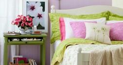 Яркая спальня – яркие сны