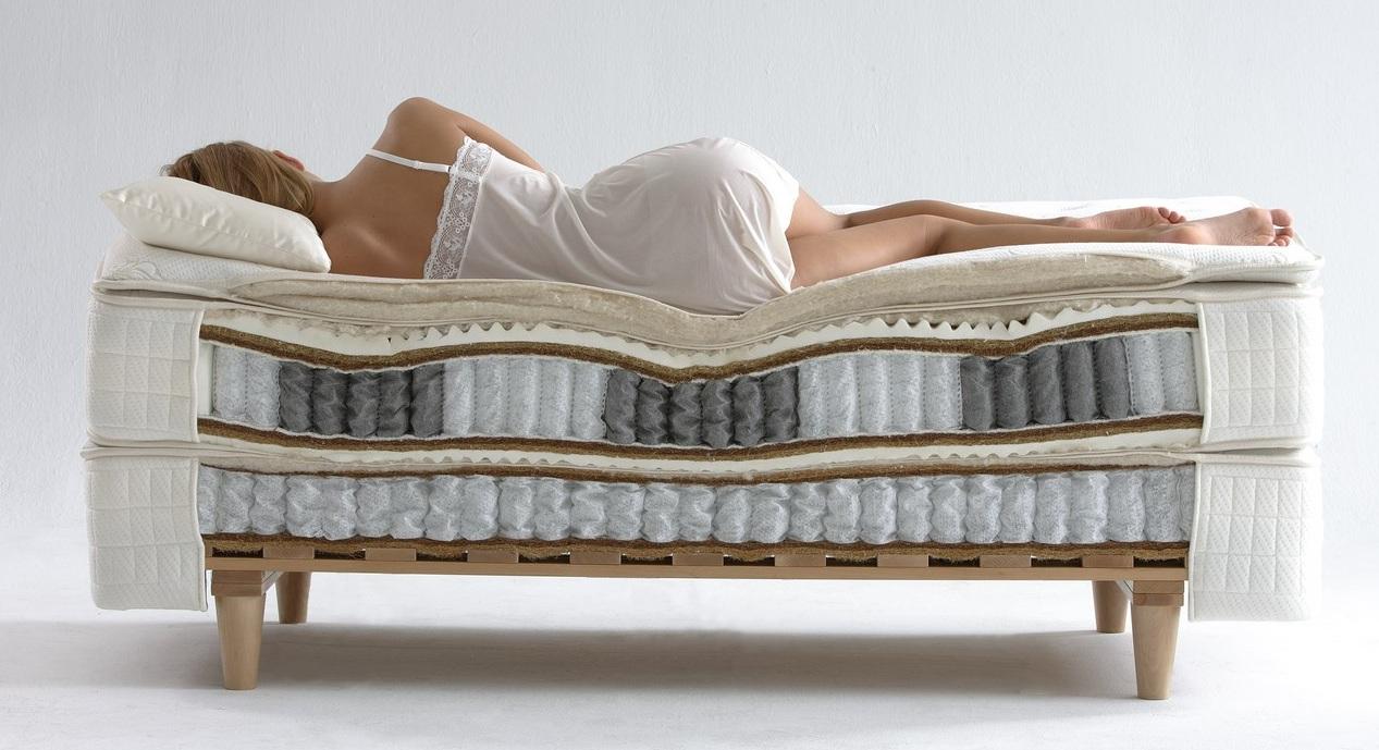 Как подобрать анатомический матрас для сна